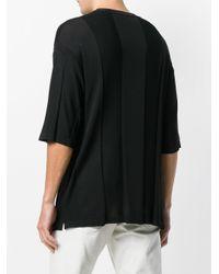 Etudes Studio - Black 'Decadence' Pullover for Men - Lyst