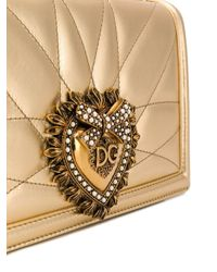 Dolce & Gabbana Devotion ショルダーバッグ M Multicolor