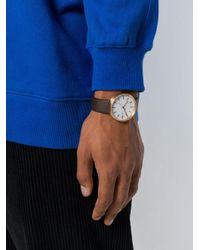 Montre M40 PreciDrive Date Uniform Wares pour homme en coloris Brown