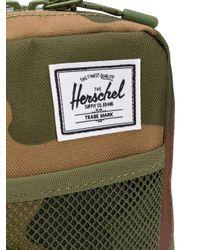 Borsa Sinclair con stampa camouflage di Herschel Supply Co. in Multicolor da Uomo