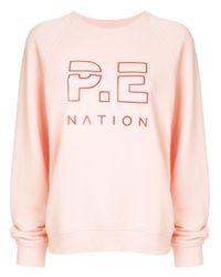 P.E Nation Pink