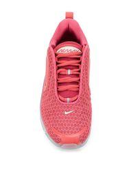 Nike Pink 'Air Max 720' Sneakers