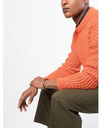 David Yurman - Multicolor Chevron Weave Bracelet for Men - Lyst