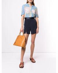 Borsa a mano Bolide 35 Pre-owned di Hermès in Multicolor