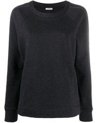 Peserico デコラティブ スウェットシャツ Black