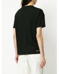 Nobody Denim Black Loose Fit T-shirt