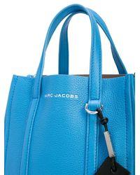 Сумка-тоут The Tag 21 Marc Jacobs, цвет: Blue