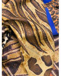 Pierre Louis Mascia - Multicolor Multiprint Scarf - Lyst