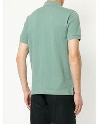 メンズ Kent & Curwen クラシック ポロシャツ Green