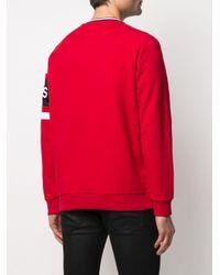 メンズ Givenchy ロゴ スウェットシャツ Red