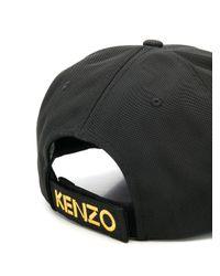 Cappello con ricamo Tiger di KENZO in Multicolor da Uomo