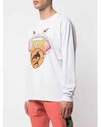 Shark print jumper Just Don pour homme en coloris White