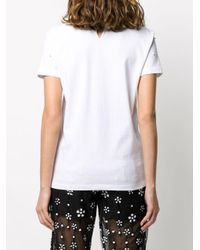 Miu Miu リボン Tシャツ White