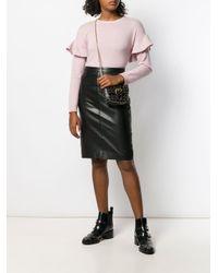 RED Valentino クルーネック セーター Pink