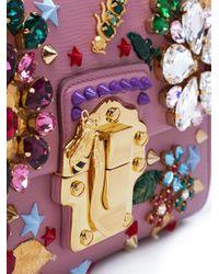 Dolce & Gabbana - Multicolor 'lucia' Tote - Lyst