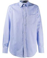 Paul & Shark Klassisches Hemd in Blue für Herren
