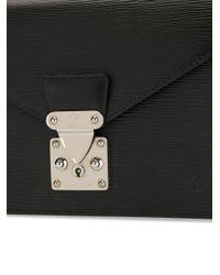 Louis Vuitton 2011 セリエ ドラゴンヌ クラッチバッグ Black