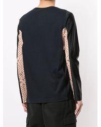 メンズ MARINE SERRE グラフィック Tシャツ Multicolor