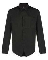 Transit Black Slim Fit Shirt for men
