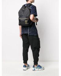 メンズ Adidas ロゴ バックパック Black