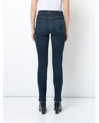 Citizens of Humanity Blue Slim-fit Jeans