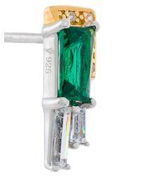 V Jewellery - Metallic Audrey Earrings - Lyst
