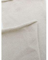 Носки Тонкой Вязки Brunello Cucinelli, цвет: White