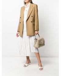 Bolso shopper Postina mini Zanellato de color Multicolor