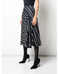 Palmer//Harding ストライプ スカート Multicolor