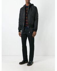 A.P.C. Black Slim-fit Jeans for men