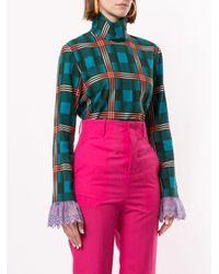 Facetasm グラフィック シャツ Pink