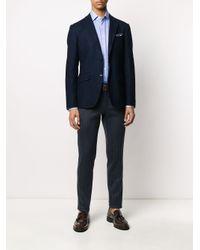 Blazer à motif pied-de-poule Etro pour homme en coloris Blue