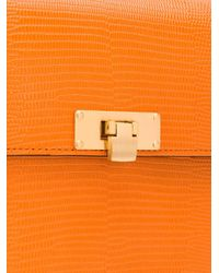 MARGE SHERWOOD Vintage Brick ショルダーバッグ Orange