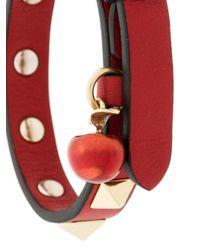 Valentino Red Garavani Rockstud Bracelet