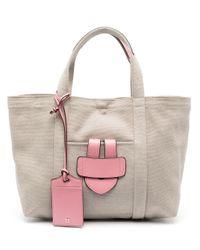 Tila March Multicolor Simple Bag S