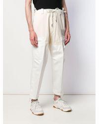 Pantalones tipo cargo DIESEL de hombre de color Multicolor