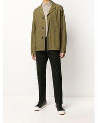 メンズ Dell'Oglio ショートスリーブ ポロシャツ Green