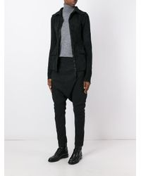 Rundholz - Black Zipped Jacket - Lyst