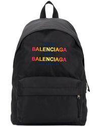 Balenciaga 'Explorer' Rucksack in Black für Herren