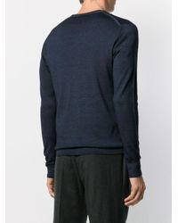 メンズ Altea スリムフィット セーター Blue