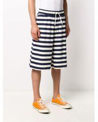 Shorts 34 di Sunnei in Blue da Uomo
