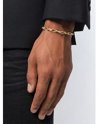 Annelise Michelson - Metallic 'Wire' Armband for Men - Lyst