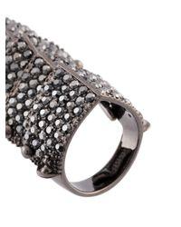 Vivienne Westwood - Metallic 'regent' Ring for Men - Lyst