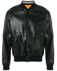 メンズ Golden Goose Deluxe Brand Chuck ボンバージャケット Black