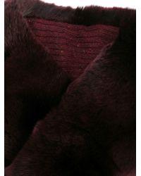 Rex scarf N.Peal Cashmere pour homme en coloris Red