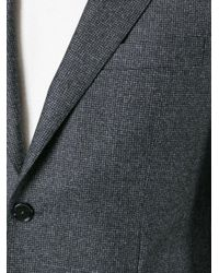 Tagliatore Gray Two Piece Suit for men