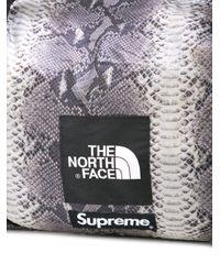 メンズ Supreme X The North Face ボストンバッグ Multicolor