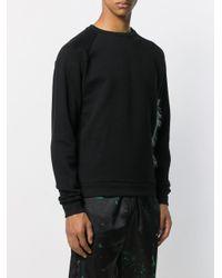 メンズ Cottweiler ロゴ スウェットシャツ Black