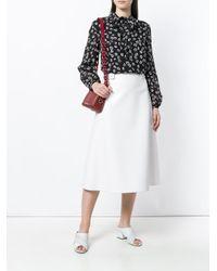 Блузка С Бантом 'emma' Tory Burch, цвет: Black