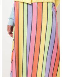 Gonna a righe di Olivia Rubin in Multicolor